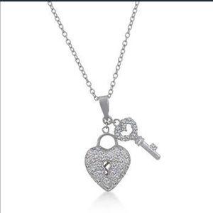 Jewelry - Key to My Heart Pendant